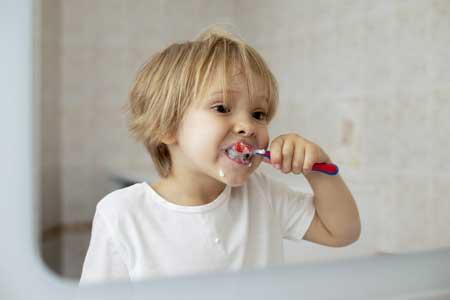 child-dental-brushing